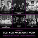 HELPMANNS 2018 BEST NEW AUSTRALIAN WORK  NOMINATION